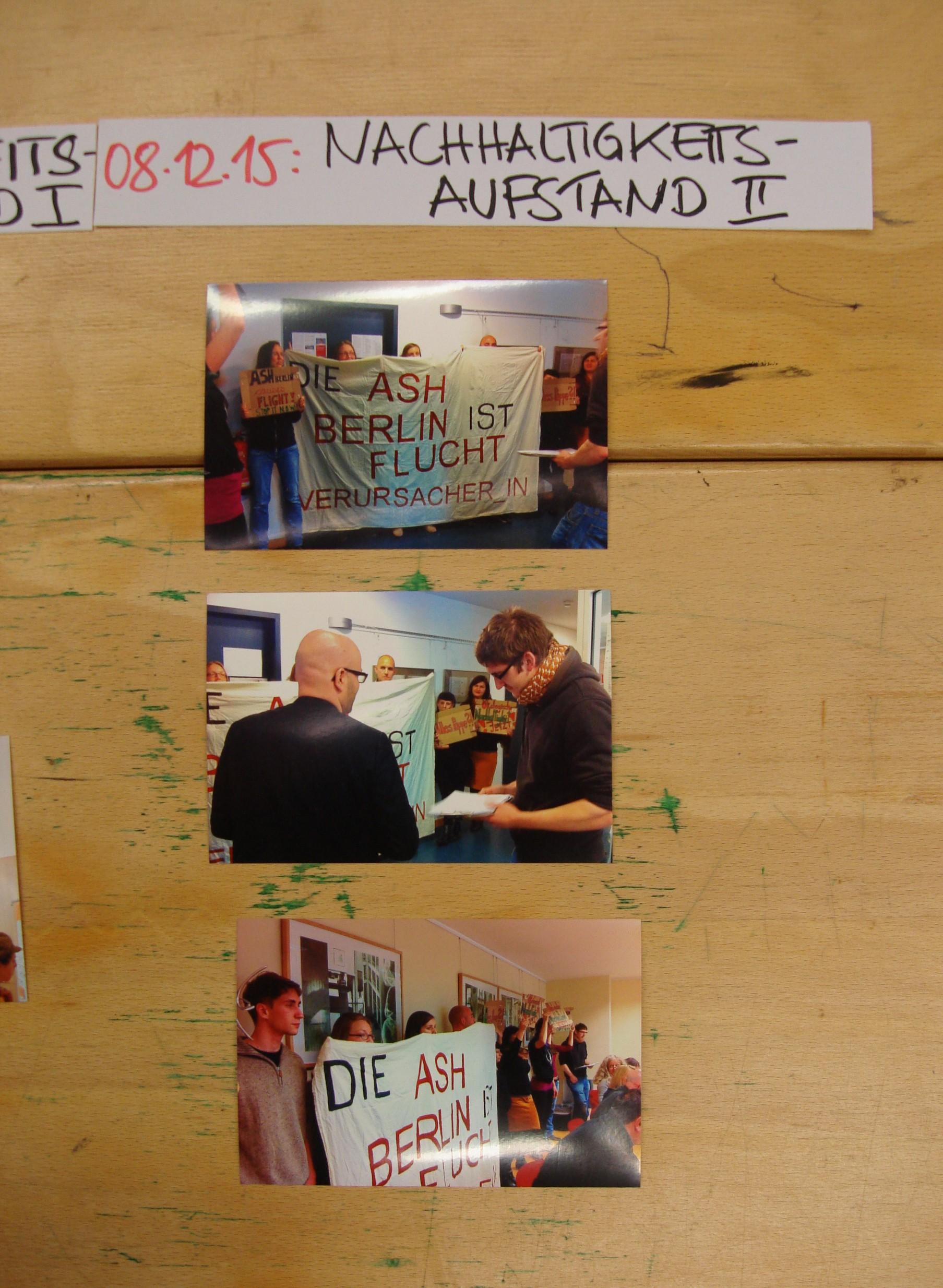 Nachhaltigere Hochschule: konferenz n – Workshop – Losgelegt!